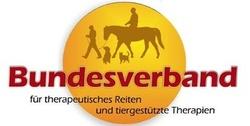 logo Bundesverband therapeutisches reiten und tiergestützte therapien